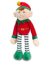 Dangly Christmas Shelf Elf Toy 12cm