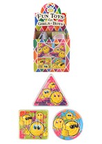 Smiley Pinball Party Bag Favours - 96pk