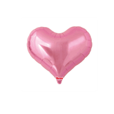 "Metallic Pink 14"" Jelly Foil Balloon"