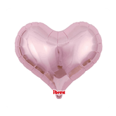 "Metallic Light Pink 25"" Jelly Foil Balloon"
