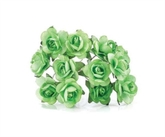 Apple Green Tea Roses 24pk