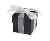 Black Favour Boxes 10pk
