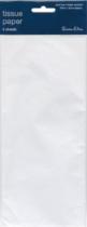 White Tissue Paper 5 sheets