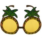 Fancy Dress Novelty Pineapple Sunglasses