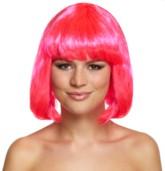 Bright Pink Bob Wig