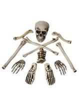 Halloween Bag of Bones