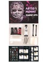 Halloween Abyss Mummy Face Paint Kit