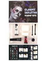 Halloween Skeleton Face Paint Kit