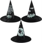 Children's Spooky Halloween Witch's Hat
