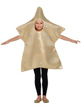 Children's Christmas Nativity Star Costume Ages 4-12