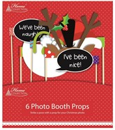 Christmas Photo Booth Props 6pk