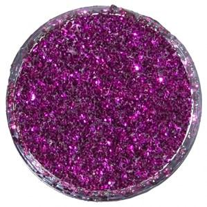 Snazaroo Fuchsia Pink Face Painting Glitter Dust 12ml pot