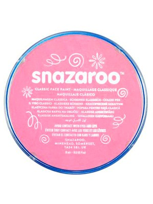 Snazaroo Face Paint Classic Pale Pink 18ml pot