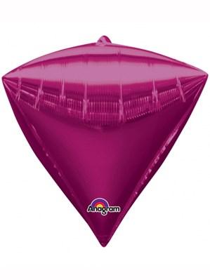 Diamondz Pink Decorative Balloon