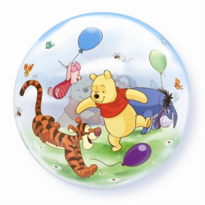 "Winnie The Pooh & Friends 22"" Bubble Balloon"