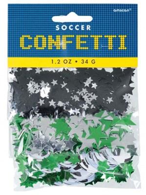 Football 3 Variety Confetti