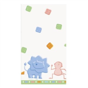 Cute Animals Baby Shower Tablecover