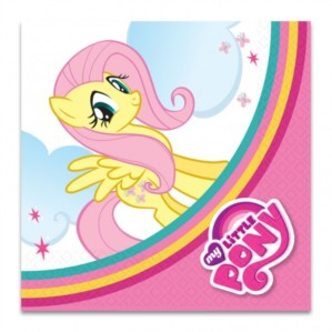 My Little Pony Luncheon Napkins 20pk
