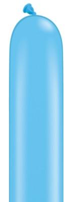 "260Q (2"" x 60"") Pale Blue Latex Modelling Balloons 100pk"