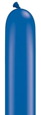 "260Q (2"" x 60"") Sapphire Blue Latex Modelling Balloons 100pk"