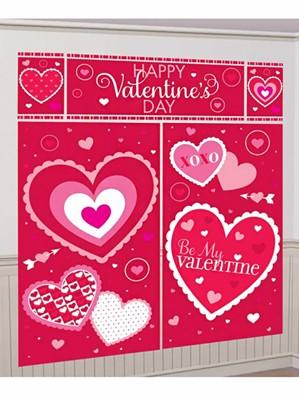 Happy Valentine's Day Scene Setter