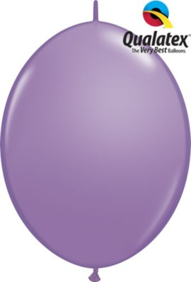 """12"""" Spring Lilac Quick Link Latex Balloons - 50pk"""
