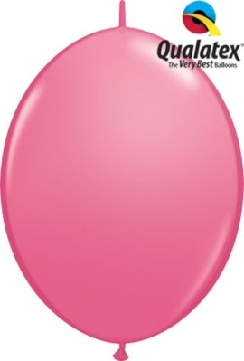 "12"" Rose Quick Link Latex Balloons - 50pk"