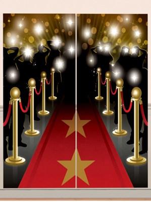 Hollywood Red Carpet Scene Setters 2pk