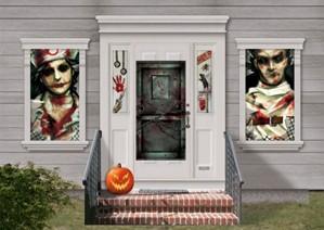 Halloween Sinister Surgery Decoration Kit