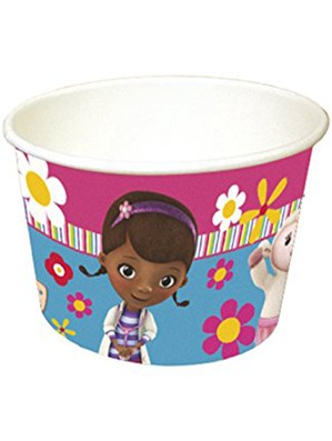 Doc McStuffins Ice Cream Bowls 8pk