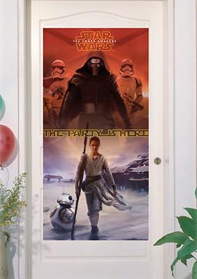 Star Wars The Force Awakens Door Banner