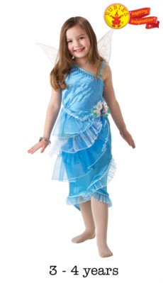 Disney Fairies' Silver Mist Costume - Small
