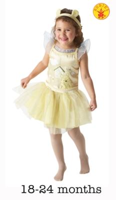 Winnie The Pooh Ballerina Dress and Headband - Infant