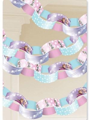 Frozen Paper Chain Garland