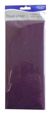 Purple Tissue Paper