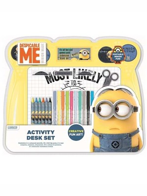 Minion Activity Desk Set