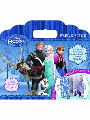 Frozen Peel & Stick Set