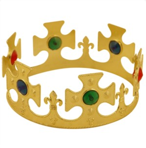 Multi-Size Gold Crown