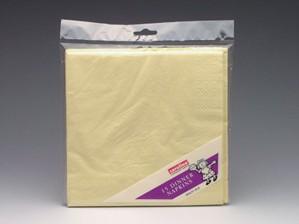Paper Dinner Napkins Ivory - 15pk