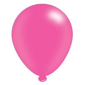 """Hot Pink 10"""" Latex Balloons 8pk"""
