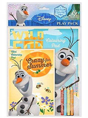 Frozen Olaf Play Pack