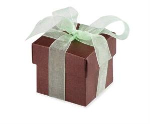 Chocolate Favour Boxes 10pk