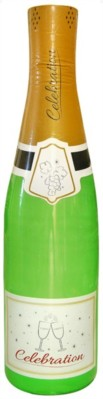 Giant Inflatable Champagne Bottle 6ft