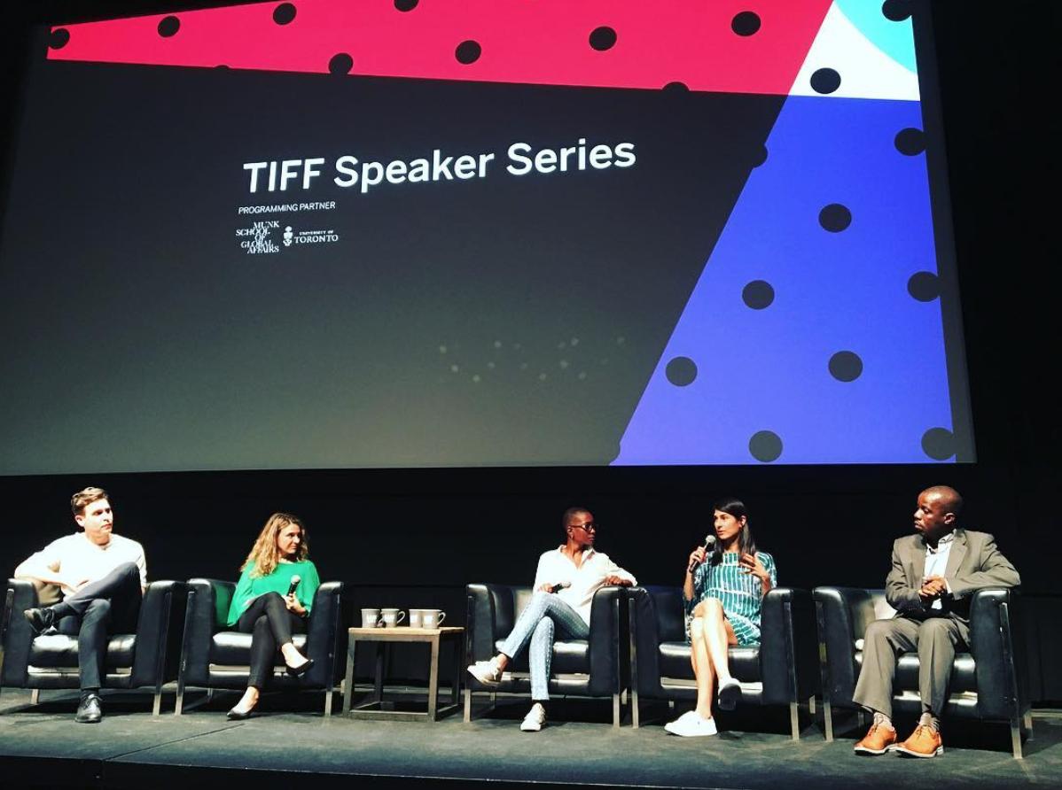TIFF Speaker Series