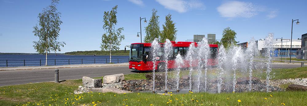 Busskort sommar 2020