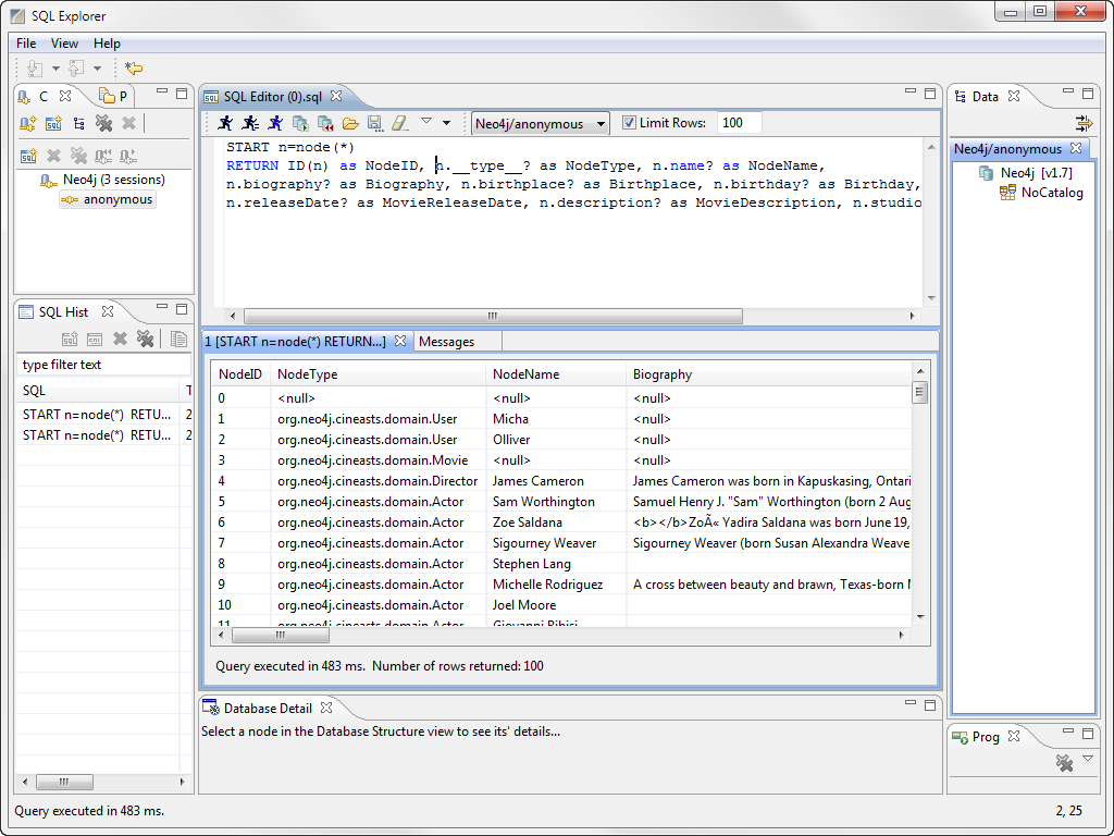 how to connect sql database in eclipse