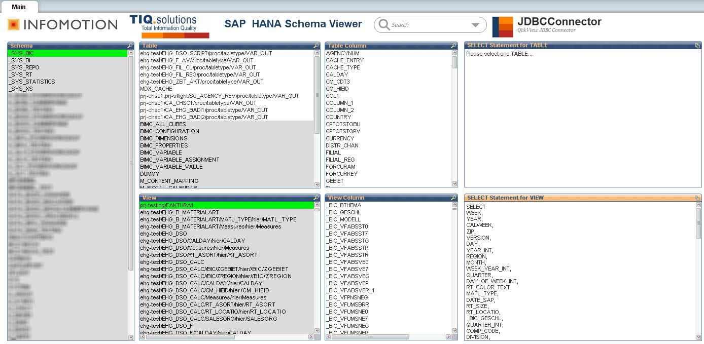 sap report writer Part 1 – queries (used for basic reporting and the creation of ms sql or sap hana queries for use in ms excel pivot tables or sap crystal reports) part 2 – dashboards, kpis and ms excel pivot tables part 3 – self-service business intelligence – sap lumira writing your own queries in sap business.