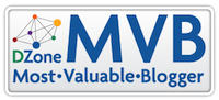 DZone Most-Valuable-Blogger