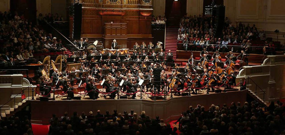 The perfect Sunday morning in Amsterdam is a concert at the Concertgebouw