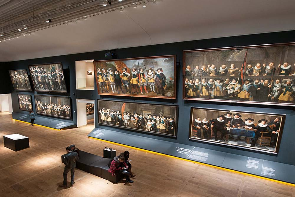The Hermitage captures the history of Amsterdam